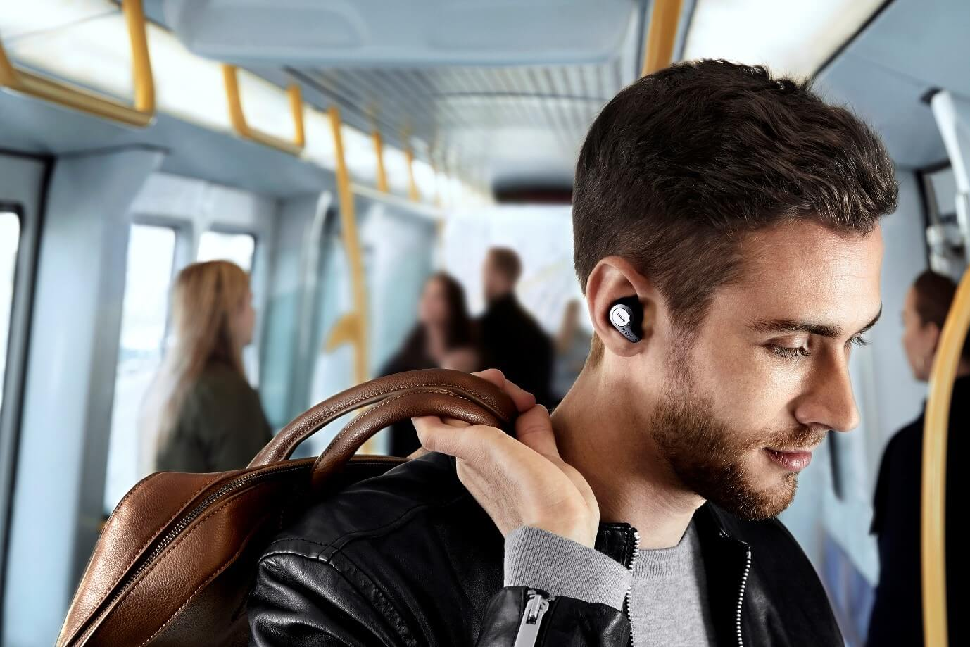 2cdf0f7950e January, 2018 Jabra launches Third Generation true wireless earbuds
