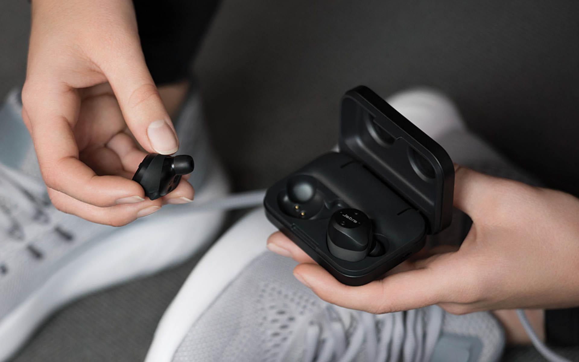 34560b355e8 True Wireless Earbuds for Sport   Bluetooth Earbuds   Jabra Elite Sport