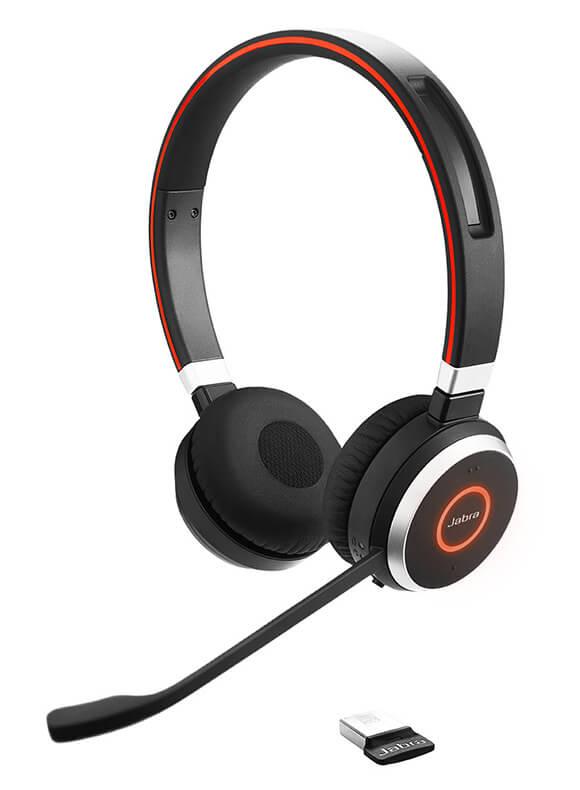 Bluetooth office headset with amazing sound | Jabra Evolve