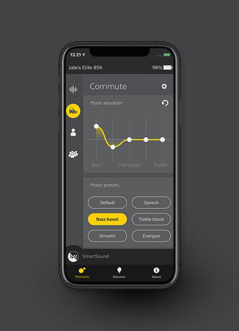 Further enhance your Jabra headphones - Get the Jabra Sound+ App
