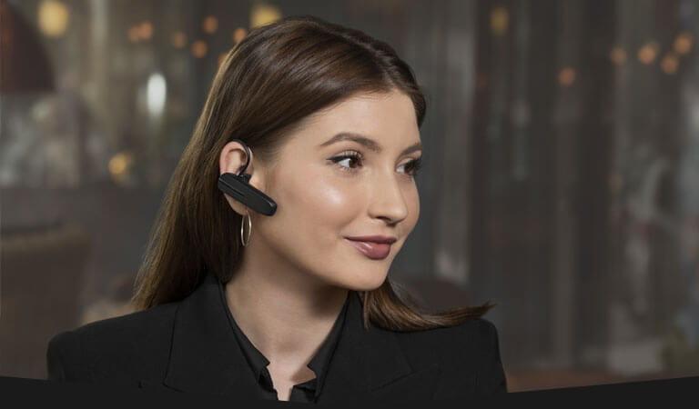 Jabra Talk 5 Bluetooth Headset Black